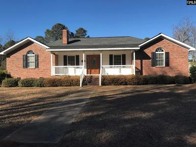 NEWBERRY Single Family Home For Sale: 1117 Reid