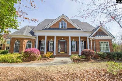 Lexington County, Newberry County, Richland County, Saluda County Single Family Home For Sale: 10 Regatta