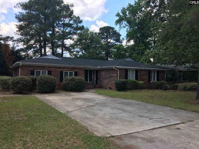 Columbia Single Family Home For Sale: 5 Hibernia