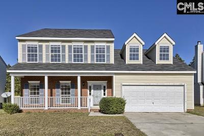 Columbia Single Family Home For Sale: 531 Autumn Glen