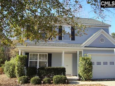 Columbia Single Family Home For Sale: 168 Hester Woods