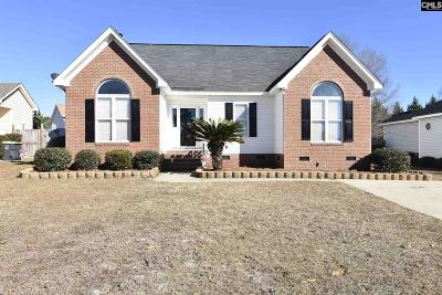 West Columbia Single Family Home For Sale: 139 Wildflower
