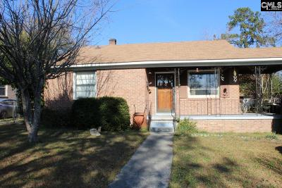 Cayce Single Family Home For Sale: 1512 Granby