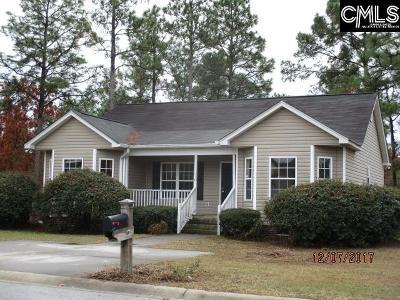 Leesville Single Family Home For Sale: 110 Miller Woods