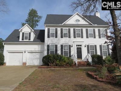 Blythewood Single Family Home For Sale: 313 Plantation Parkway