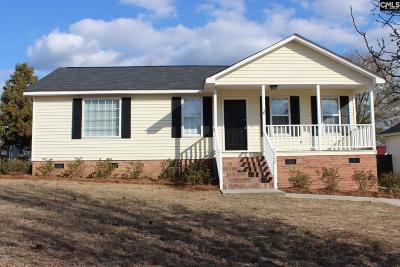 Cayce, S. Congaree, Springdale, West Columbia Single Family Home For Sale: 117 Pebble Creek