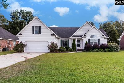 Camden Single Family Home For Sale: 157 Southern Oaks
