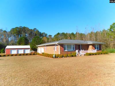 Batesburg, Leesville Single Family Home For Sale: 1204 S Lee