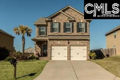 West Columbia Single Family Home For Sale: 131 Turnfield