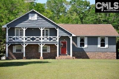 Kershaw County Single Family Home For Sale: 1139 Seegars Mill