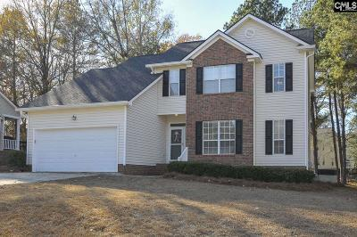Irmo Single Family Home For Sale: 205 Beckworth