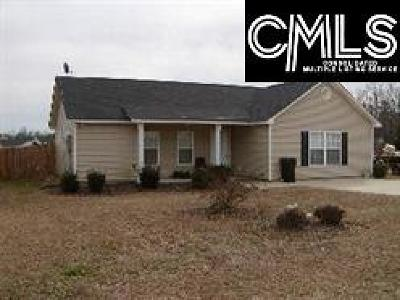 Lugoff Single Family Home For Sale: 32 Canter Field