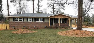 Cayce Single Family Home For Sale: 1906 Stratford