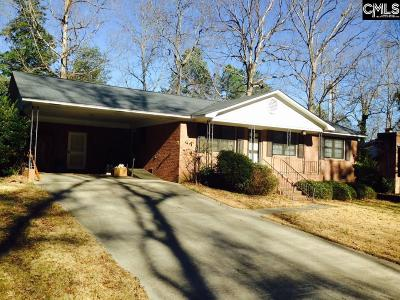 Columbia Single Family Home For Sale: 6018 McMillian