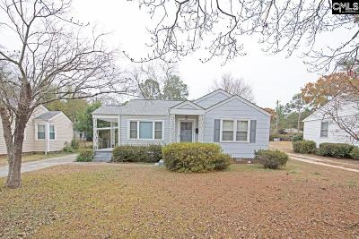 Cayce, Springdale, West Columbia Single Family Home For Sale: 1231 Guignard