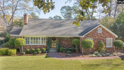 Heathwood Single Family Home For Sale: 1408 Sunbury