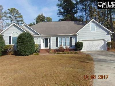 Lexington Single Family Home For Sale: 129 Ridgecrest