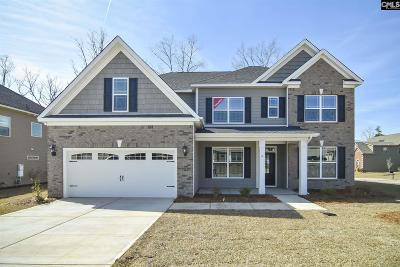 Irmo Single Family Home For Sale: 4 Rainbows End