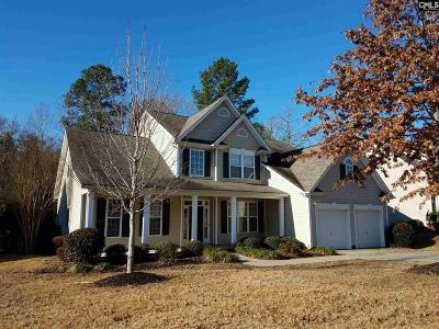 Irmo Single Family Home For Sale: 127 Hearthwood