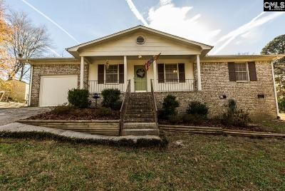 West Columbia Single Family Home For Sale: 3113 Corral