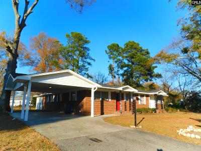 Batesburg, Leesville Single Family Home For Sale: 357 Highland
