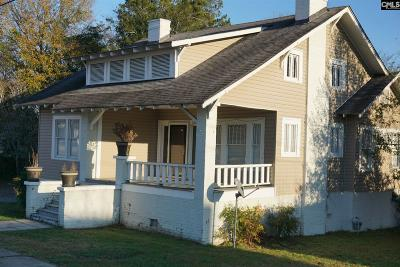 Saluda Single Family Home For Sale: 200 Travis Avenue
