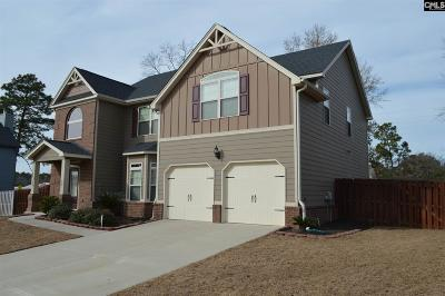 West Columbia Single Family Home For Sale: 488 Dickson Hill