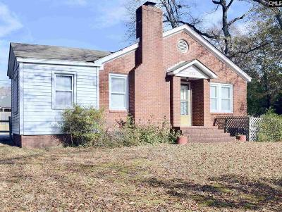 West Columbia Single Family Home For Sale: 642 C