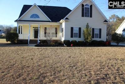 Lugoff Single Family Home For Sale: 22 Bushnell