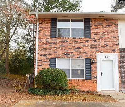 Lexington County, Richland County Townhouse For Sale: 1248 Grove Park