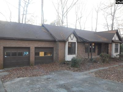 Lexington County, Richland County Single Family Home For Sale: 513 Smiths Market Rd