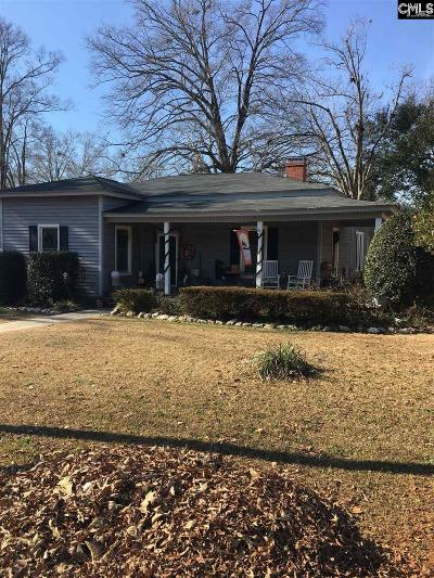 NEWBERRY Single Family Home For Sale: 1133 Hunt