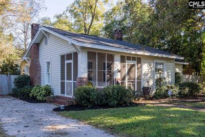 Shandon Single Family Home For Sale: 134 S Shandon