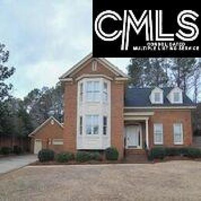 Columbia Single Family Home For Sale: 261 Berry Tree