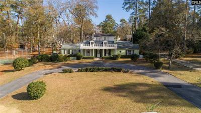 Heathwood Single Family Home For Sale: 1504 Saramont Road