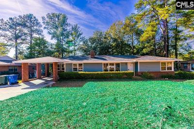 Forest Acres, Shandon Single Family Home For Sale: 2733 N Beltline