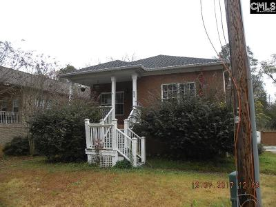 Columbia Single Family Home For Sale: 224 Spartan