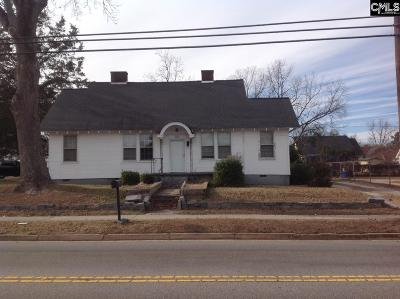Fairfield County Single Family Home For Sale: 480 Columbia