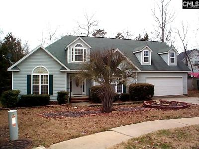 Irmo Single Family Home For Sale: 4 Hunting View