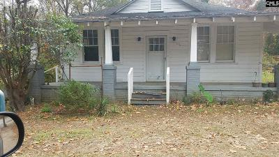 Columbia Single Family Home For Sale: 1100 Columbia College