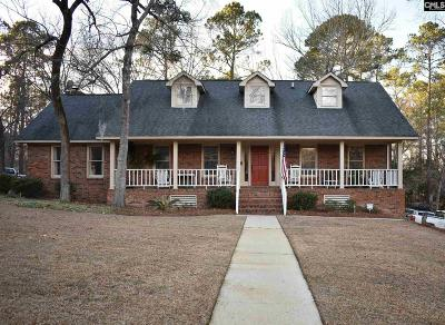 Cayce, S. Congaree, Springdale, West Columbia Single Family Home For Sale: 121 Blackhawk
