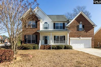 Irmo Single Family Home For Sale: 102 Warden