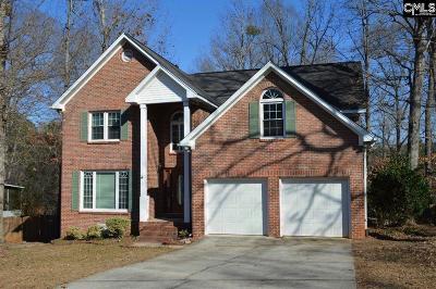 Lexington Single Family Home For Sale: 208 Appalachian
