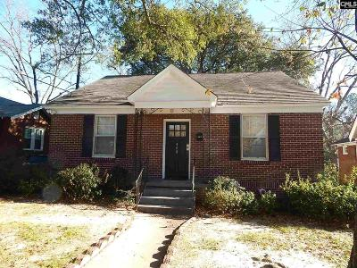 Columbia SC Multi Family Home For Sale: $169,900