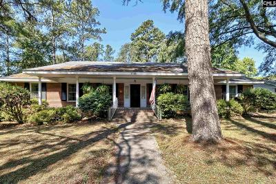 Blythewood, Ridgeway, Winnsboro, Columbia, Elgin, Ballentine, Eastover, Forest Acres, Gadsden, Hopkins Single Family Home For Sale: 6601 Arcadia Woods