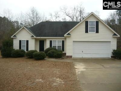 Kershaw County Single Family Home For Sale: 39 Wildwood