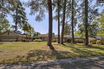 Lake Murray Single Family Home For Sale: 1210 Ellett