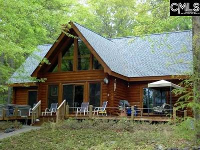Wateree Hills, Lake Wateree Single Family Home For Sale: 242 Morninglow