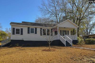 West Columbia Single Family Home For Sale: 639 Brooks