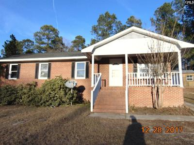Kershaw County Single Family Home For Sale: 1246 Sessions